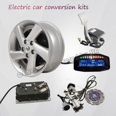 Electric car conversion kit build your own homemade green car with qsmotor 8000w 273 50h v3 bldc brushless electric car hub motor conversion kits with kelly controller publicscrutiny Gallery