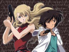 "Japanese Anime ""Noir"" to get American remake on Starz! All Anime, Manga Anime, Anime Girls, Fresh Movie, Real Angels, Princess Jellyfish, Xxxholic, Nichijou, Ghost In The Shell"