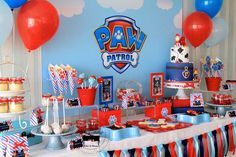 Paw Patrol - Fête à Porter-Festas de Charme