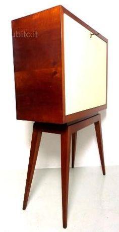 Scrittoio vintage anni 39 50 arredamento e casalinghi in vendita a varese arredo d 39 interno - Video casalinghi mobile ...