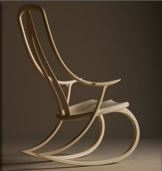 "foxyou-too: ""http://www.davidhaig.co.nz/rocking_chair.html DAVID HAIG FINE FURNITURE MAKER"""