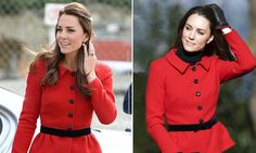 Kate's evolution from Middleton to Duchess is ever so apparent