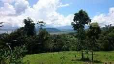tondano lake from top of tampusu mountain.. tondano.. north sulawesi.. indonesia