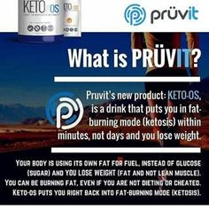 Anti-aging comes easy with Pruvit Keto OS!