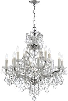 Maria Theresa 13-Light Chandelier