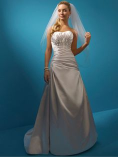 Mori Lee 2102 Bridal Gown