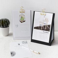 Diy desk 781444972815360091 - Cute 2018 Desk Calendar Monthly Plan Agenda To Do List Daily Planner Book Kawaii Stationery Office School Supplies Source by pensplannerspaper Diy Kalender, Kalender Design, Planner Book, Agenda Book, Monthly Planner, Planner Ideas, Photo Deco, Diy Inspiration, School Calendar