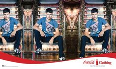 Coca-Cola Clothing - verão 2011