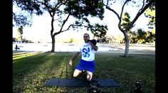 Kettlebell Up Down Lunge