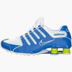 new style ed797 27c71  79.98 - Mens Nike Shox NZ SI (Soar White Cyber Soar color)