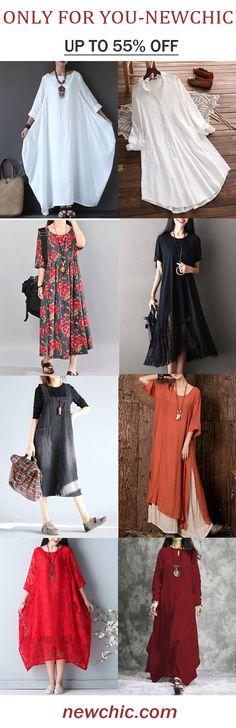 Vintage Maxi Dresses For Women #fashion #dress #style