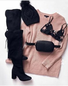 Casual Smart wear for trendy girls Adrette Outfits, Cute Fall Outfits, Winter Fashion Outfits, Stylish Outfits, Mode Kpop, Pastel Outfit, Elegantes Outfit, Aesthetic Clothes, Ideias Fashion
