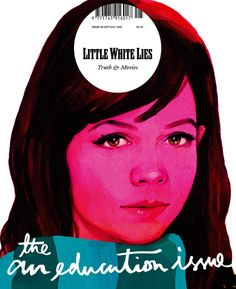"Little White Lies - The ""An Education"" issue (issue #25, September/October 2009)"