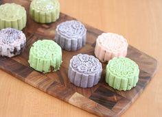 Snowskin Mooncake | Kirbie's Cravings | A San Diego food blog