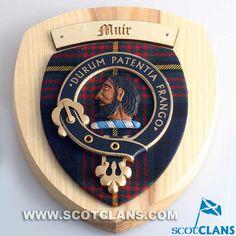 Muir / More Clan Cre