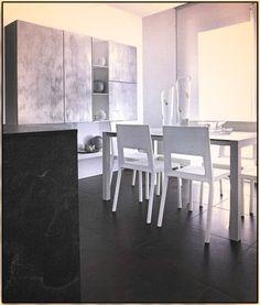Sushi table design by Bartoli Design  Face chair design by Luca Nichetto
