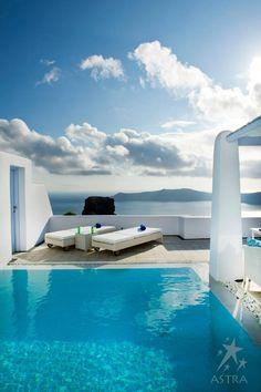 honeymoon heaven! Astra Suites in Santorini, Greece