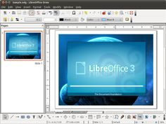 LibreOffice is the power-packed free, libre and open source personal productivity suite for Windows, Macintosh and GNU/Linux, that gives you six feature-rich applications for all your document production and data processing needs: Writer, Calc, Impress, Draw, Math and Base. Support and documentation is free from our large, dedicated community of users, contributors and developers. You, too, can get involved!