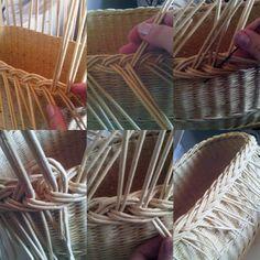 PAPER WICKER - Плетеные корзины из бумажной лозы