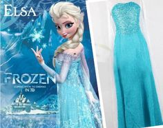 Frozen+Elsa+Costume+Frozen+Elsa+Cosplay+Costume+by+Wowcosplay,+$149.00