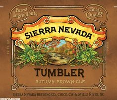 Tumbler - Sierra Nevada