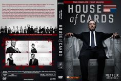 HOUSE OF CARDS DVD Cover PICTURES PHOTOS and IMAGES