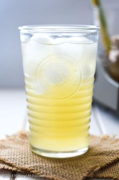 Coconut Ginger Switchel Recipe - This Coconut Ginger Switchel is the ...