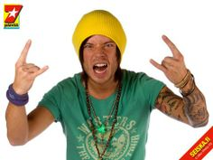 Sauli Koskinen 2009 Yellow Beanie, Blog Pictures