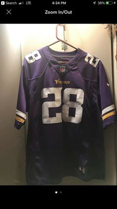1926126a3aa0 Authentic Adrian Peterson Jersey #fashion #clothing #shoes #accessories  #mensclothing #othermensclothing (ebay link)