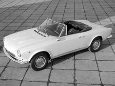 Fiat 124 Sport Spider - 1969