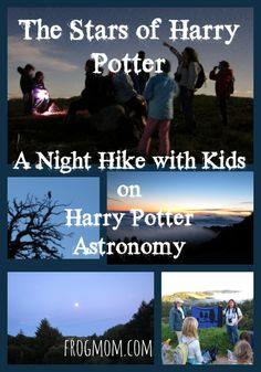 Learn about the real stars of Harry Potter and the astronomy connections behind the Harry Potter series.  Based on a night hike, includes additional Harry Potter astronomy resources.