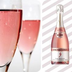 Barefoot Wines & Bubbly Pink Moscato Champagne