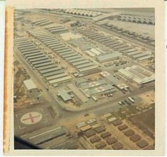 Gun Fighter Village - DaNang Air Base Vietnam  1970-1972