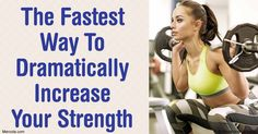 SuperSlow strength training is the fastest, most effective way to increase muscle strength and build muscle mass. http://fitness.mercola.com/sites/fitness/archive/2016/05/27/super-slow-weight-training.aspx