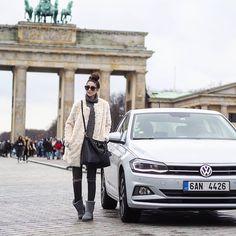 INA.T.: Berlín & nové VW Polo