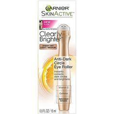 Garnier SkinActive Clearly Brighter Anti-Dark Circle Eye Roller Sheer Tint