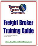 Transport Training International :: Freight Broker Training School, Agent Placement, Motor Carrier Services, Get Your License