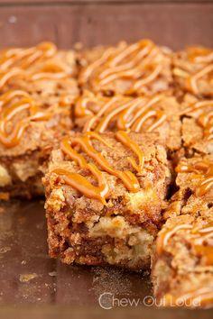 Caramel Apple Cinnamon Cake 3