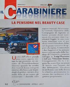 Isernia sul Il Carabiniere il caso della rapina ad un anziano sventata