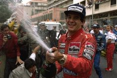Ayrton Senna, the Monaco KING with six wins in Monte Carlo - 1992 and In 30 years of the first victory. Formula 1, The Gentlemans Journal, Belgian Grand Prix, Monaco Grand Prix, F1 Drivers, Monte Carlo, Night Life, Circuit, Racing