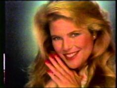 Cover Girl commercials with Christie Brinkley,Cheryl Tiegs and Carol Alt - I can remember seeing their faces everywhere in the 80s.