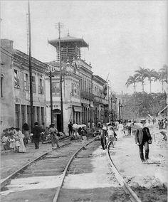 Rua_do_Catete_Largo_do_Machado_1906_Rio_de_Janeiro