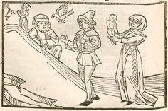 Vintler, Hans: Das buoch der tugend Augsburg, 1486 Ink V-219 - GW M50692 Folio 309