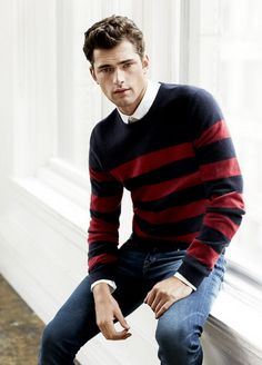 styleclassandmore:  british-lord:  Sean O'Pry for H&M  The Old British Aristocracy    ♔http://british-lord.tumblr.com/♔    http://www.st...