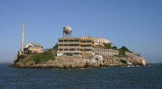 Alcatraz Prison...San Francisco
