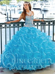 Quinceanera by House of Wu 26752 Dress