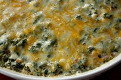 Vicky's Spinach Dip