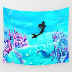 Available in three distinct sizes, our Wall Tapestries are made of 100% lightweight polyester with hand-sewn finished edges. Featuring vivid colors and crisp lines, these highly unique and versatile tapestries are durable enough for both indoor and outdoor use. Machine washable for outdoor enthusiasts, with cold water on gentle cycle using mild detergent - tumble dry with low heat.