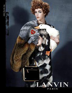 Campañas publicitarias moda otoño invierno 2013 2014 | The House of Beccaria