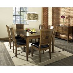 Intercon Luxor Dining Set At DAWu0027S Home Furnishings In El Paso, ...